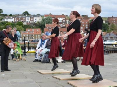 Dancing at Scoresby